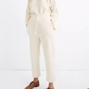 NWT Texture & Thread Velour Corduroy Pants